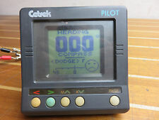 Cetrek 930-760 C-net Pilot Boat Marine Autopilot Control Head Display and Manual