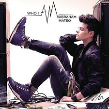 Who I Am - Abraham Mateo (2014, CD NIEUW)