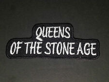 PUNK ROCK METAL MUSIC SEW/IRON ON PATCH:- QUEENS OF THE STONE AGE