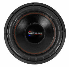 "1Pair JL Audio 10/"" Infinite Baffle FreeAir Subwoofer Enclosure Not Needed IB10-8"
