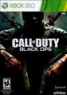 Call of Duty: Black Ops (Microsoft Xbox 360, 2011)