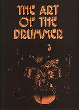 Imparare a giocare TAMBURI arte del batterista MUSICA LIBRO + CD lezione firme di tempo