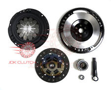 JDK Stage 2 Clutch Kit & 8 lbs Flywheel Honda CIVIC D15 D16 D17 1992-2005 Kevlar