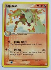 Rapidash - 52/113 Ex Delta Species - Pokemon Card