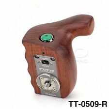 TiLTA TT-0509-R Wooden handgrip w/ REC Trigger For SONY A7s A7RII A7s2 A7sII UK!