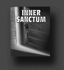 INNER SANCTUM MYSTERIES - OTR Shows - 71 MP3s on CD + FREE OFFER! -US Seller