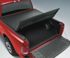 "Tri-Folding Tonneau Tonno Truck Bed Cover for 2014-2017 GMC Sierra 5'8 Bed (68"")"
