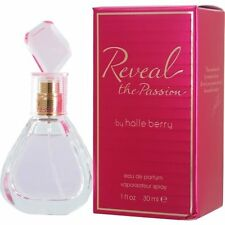 REVEAL THE PASSION By Halle Berry 1oz/ 30ml EDT Perfume Authentic NEW IN BOX