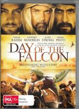 DAY OF THE FALCON - ANTONIO BANDERAS  - NEW REGION 4 DVD - FREE LOCAL POST