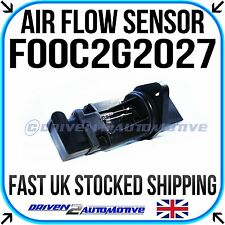 AUDI SEAT SKODA GOLF MAF AIR FLOW METER F00C2G2027