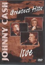 CD--LIVE ---JOHNNY CASH -- -- JOHNNY CASH - GREATEST HITS