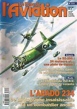 FANA DE L AVIATION N°329 SE-200 / ARADO 234 / BLOUSON DE VOL A-2 / L'ANT-20