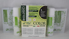 Naturerbe COLOR ERBE bio Tinta TINTURA capelli 60ml biologica 5 CASTANO DORATO