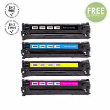 4 PK CF210A - CF213A Toner 131A For HP LaserJet Pro 200 Color MFP M251nw M276nw