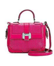 BNWT Authentic Rebecca Minkoff Elle Mini Handbag Purse in Fuchsia  $395