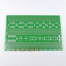 SMD/SMT Transistor IC Experiment Prototyping PCB Board Prototype P01