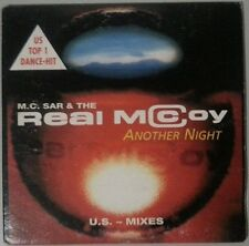 THE REAL McCOY & MC SAR - Another Night - U.S. Mixes (retro CD Single) 8 tracks