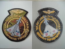 TOPPA O PATCH AERONAUTICA MILITARE ITALIANA - EUROFIGHTER TYPHOON - CAMO