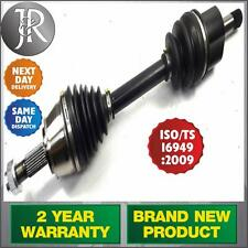 ALFA ROMEO GT 1.9 JTD DRIVE SHAFT NEAR/SIDE & CV JOINT 2003 2010