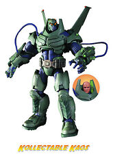 "DC Super Villains - Superman - Armored Lex Luthor 9"" Action Figure NEW IN BOX"