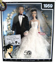 Wedding Day Barbie® Doll and Ken Giftset (NRFB)