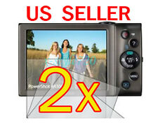 2x Canon PowerShot A3400 A4000 IS Digital Camera LCD Screen Protector Guard Film