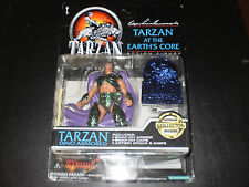 TARZAN AT EARTH'S CORE  TARZAN DINO ARMORED TRENDMASTERS 1995