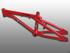 NOS COLLECTABLE BMX BIKE PRO TEAM SERIES FRAME, RED