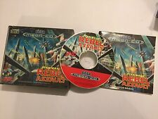 PAL SEGA MEGA-CD GAME STAR WARS REBEL ASSAULT +BOX & INSTRUCTIONS COMPLETE PAL