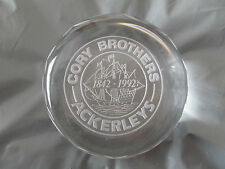 CORY BROTHERS , ACKERLEYS - SHIPPING COMPANY - 1842-1992 PAPERWEIGHT
