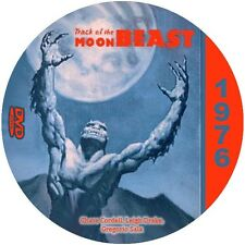 "Track of the Moon Beast (1976) Classic SciFi and Horror ""B"" NR CULT Movie DVD"