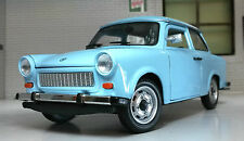 G LGB 1:24 Scale 1964 Trabant 601 Very Detailed Welly Diecast Model Car 24037