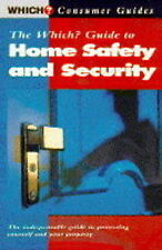 """Which?"" Guide to Home Safety and Security (""Which?"" Consumer Guides),GOOD Book"