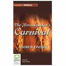 NEW- The Breadmaker's Carnival by Andrew Lindsay (2013, CD, Unabridged)