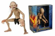 Figure  action Gollum 1/4 Large Scale Lord of the Rings NECA DOll MIB Smeagol
