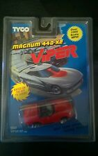 TYCO HO SLOT CARS Magnum 440-X2 Viper RT/10  Tyco & AFX track htc MINT aw Jl