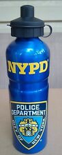 NYPD CITY OF NEW YORK POLICE DEPARTMENT 24 OUNCE INSULATED WATER BOTTLE SPORTS