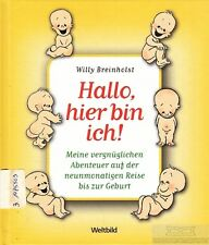 Hallo, hier bin ich!: Breinholst, Willy