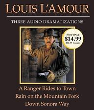 Louis Lamour - Ranger Rides To Town Unabr (2010) - New - Compact Disc