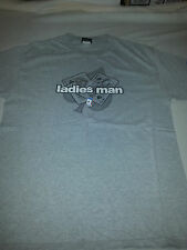 WORLD POKER TOUR large l men's gray cotton graphic tshirt cards vegas gambling
