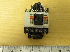 Fuji Electric SC14AA Non-Reversing AC Contactor Motor Starter