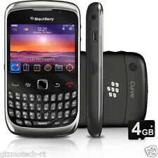 Imported  BlackBerry 9300 Curve Unlocked 3G Wifi 2MP Camera - Smartphone