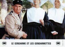 LOUIS DE FUNES LE GENDARME ET LES GENDARMETTES 1982 PHOTO D'EXPLOITATION #3