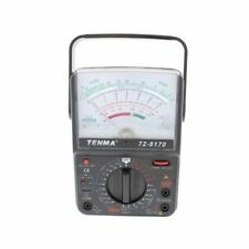 20M0354 Tenma 72-8170 Multimeter, Analog, 6 Functions NEW IN THE BOX