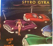 LN! Rites of Summer by Spyro Gyra (CD, Jun-1988, MCA)
