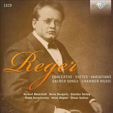 Max Reger Reger Collection, New Music