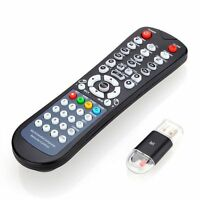 Wireless Media USB IR Remote Control Fly Mouse For Win 7/8 XP laptop Computer PC