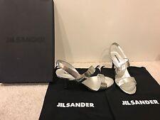 Jil Sander MSRP $390 Womens Shoes Size 6/36 Sandals Open Toe Heels