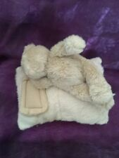 Doudou musical ours coussin linvoges  MOULIN ROTY