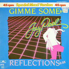 "12"" Maxi - Jay Peel - Gimme Some / Reflections - B5 - washed & cleaned"
